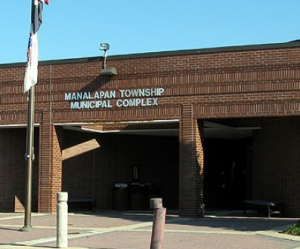 Photograph of the front of Manalapan Municipal Complex