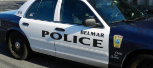 Photograph of Belmar Police car